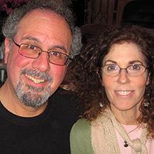 Robert Rosenthal & Tamara Morgan