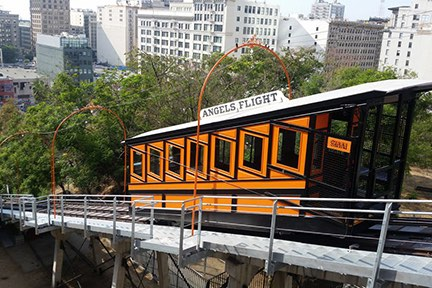 Angels Flight Railway
