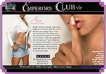 Emperors' Club Web Ad