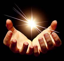 The Light From Our Hands
