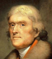 Thomas Jefferson - 3rd President of the United States